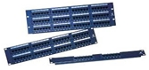 COMMSCOPE AMP Category 5E Patch Panel, Unshielded, 48-Port, SL