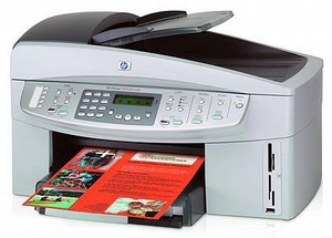 Máy in HP Officejet 7210 All in One Printer, Fax, Scanner, Copier