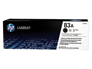 Mực in HP 83A Black Original LaserJet Toner Cartridge