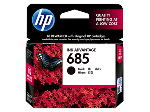 Mực in HP 685 Black Ink Cartridge (CZ121AA)